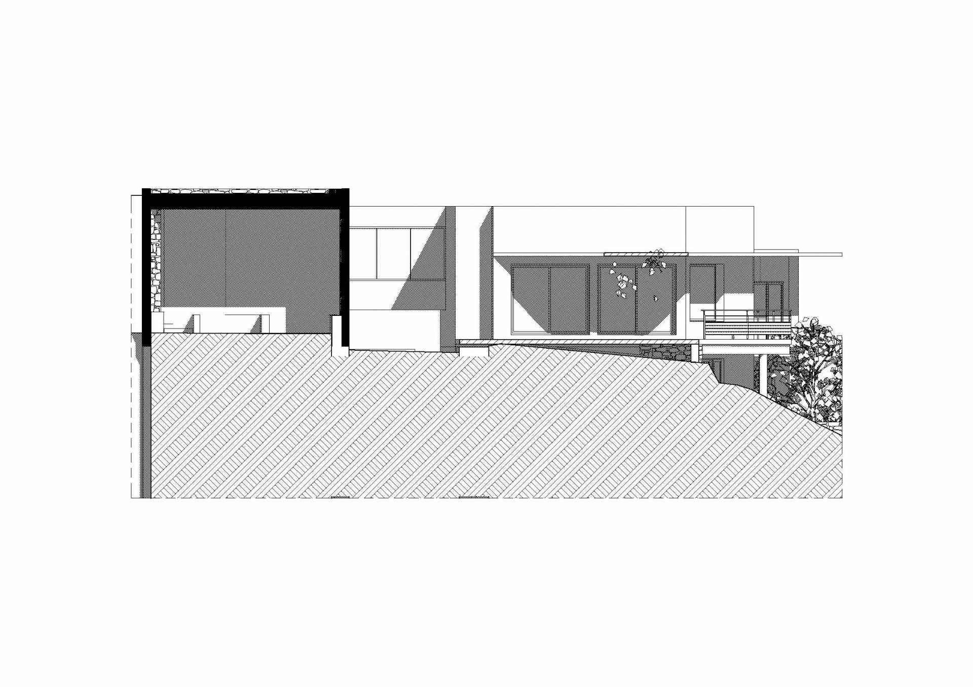 Maison H à Sigean avec l'architecte Renée Astruc, architecte