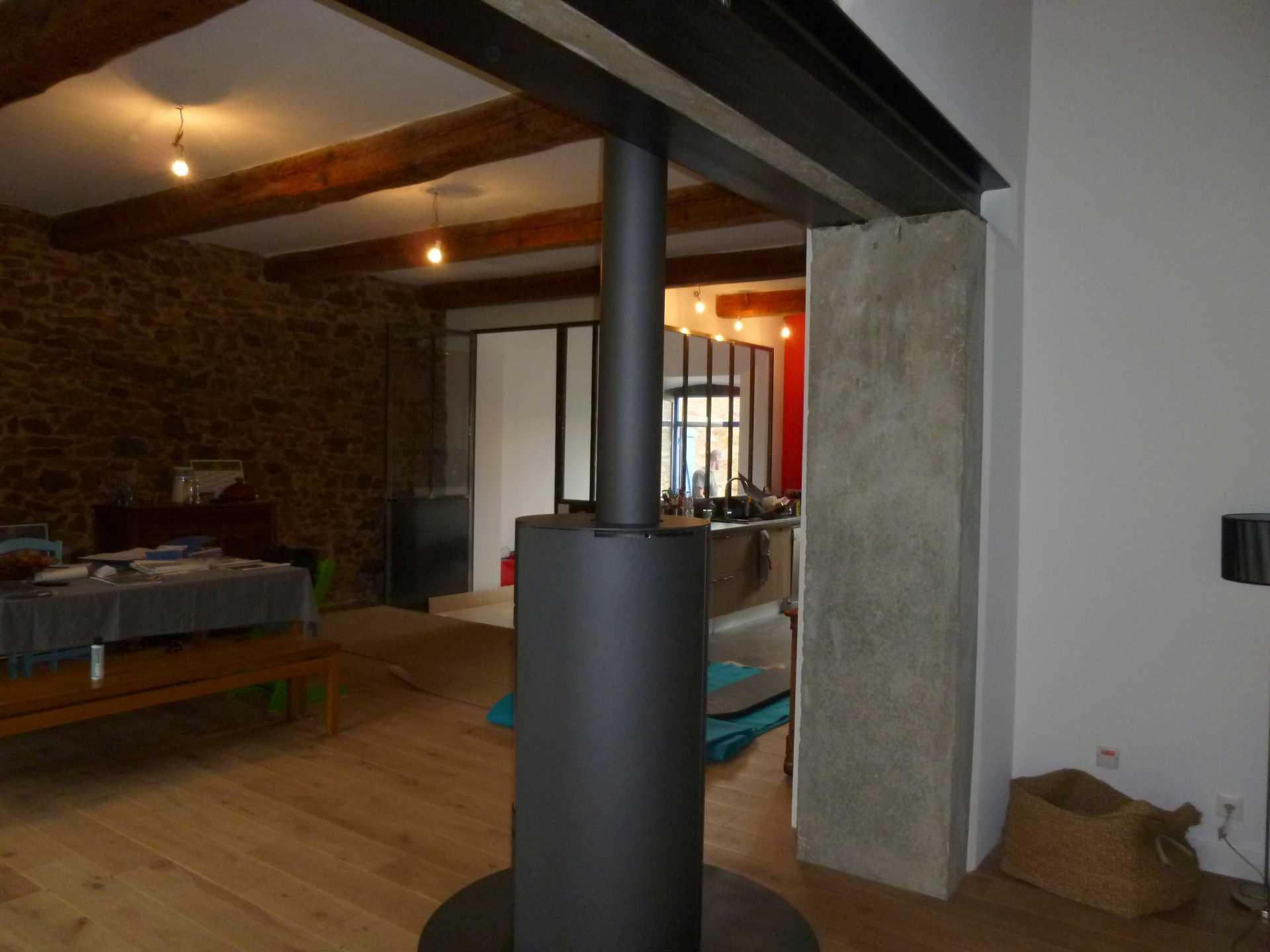 Maison CS à Narbonne avec Renée Astruc pour maîtrise d'œuvre